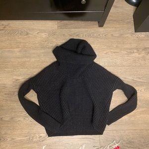 express crop top sweater